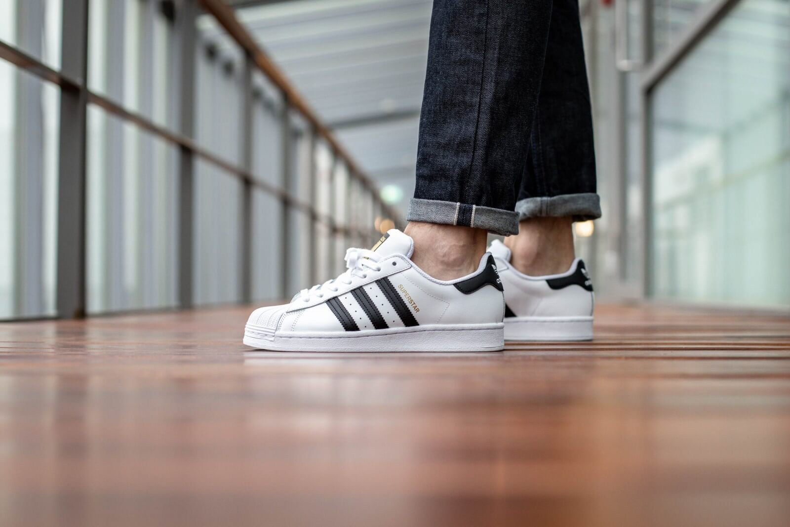 Adidas Superstar Cloud WhiteCore Black EG4958