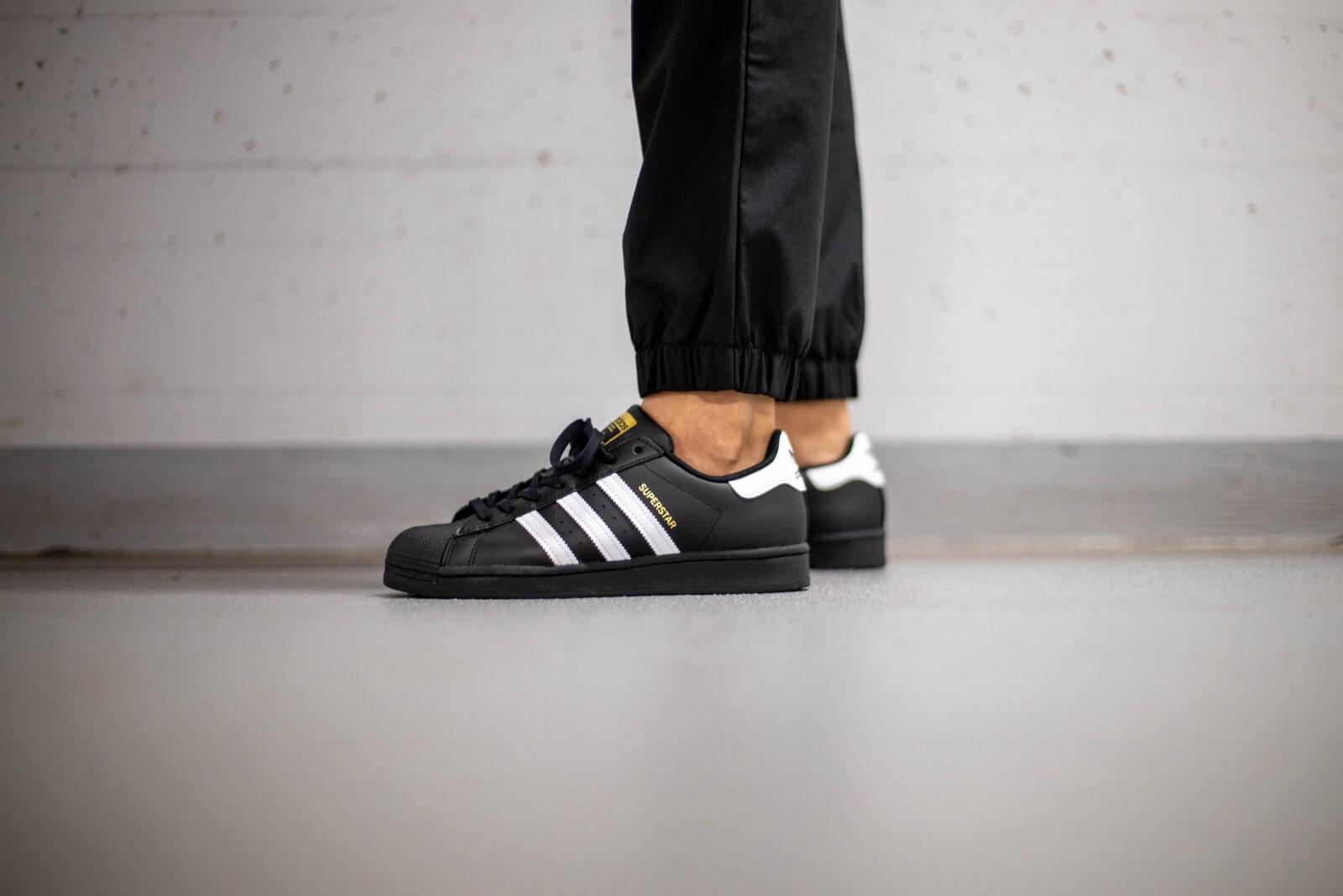Adidas Superstar Core Black/Footwear White