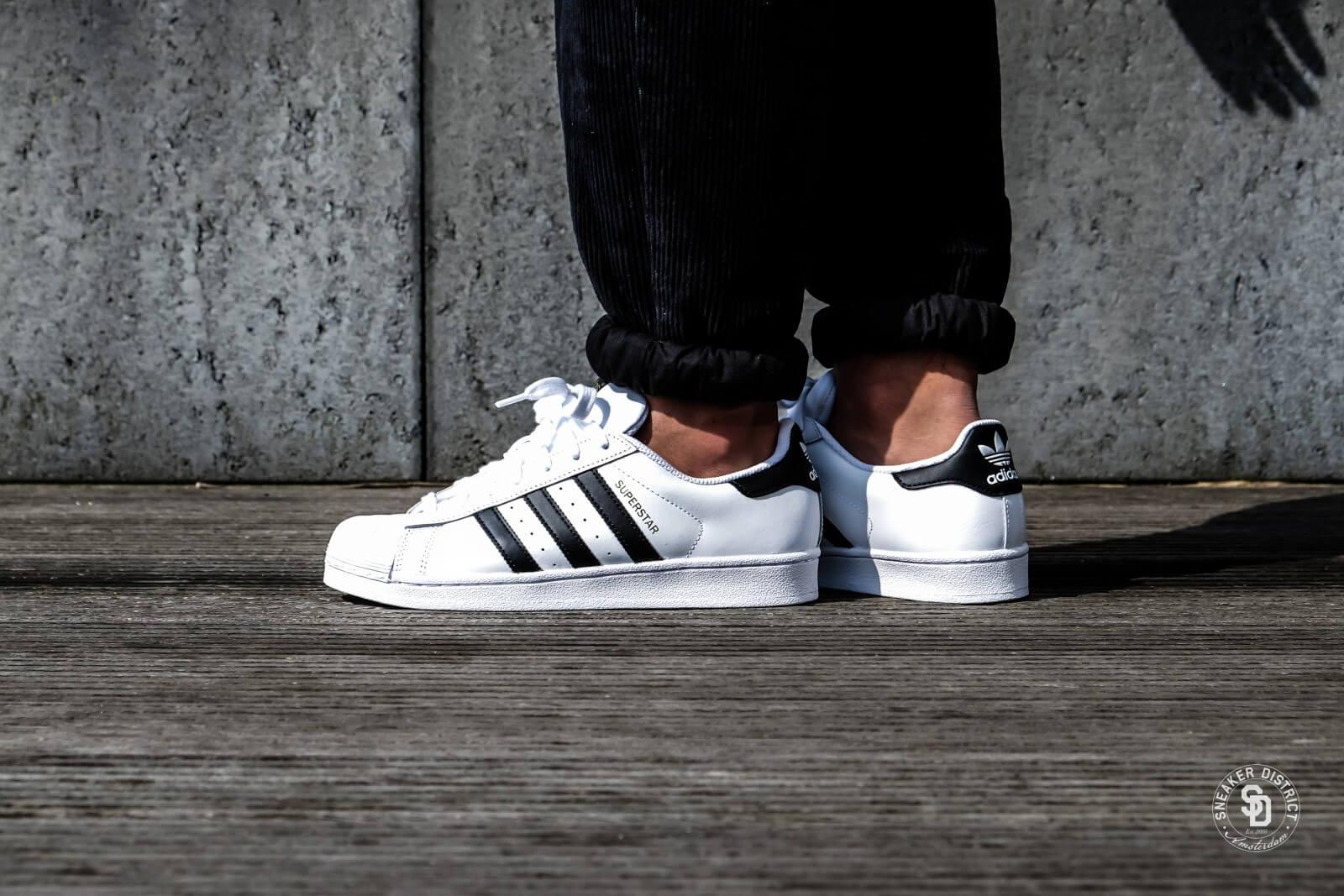 adidas superstar wit houden