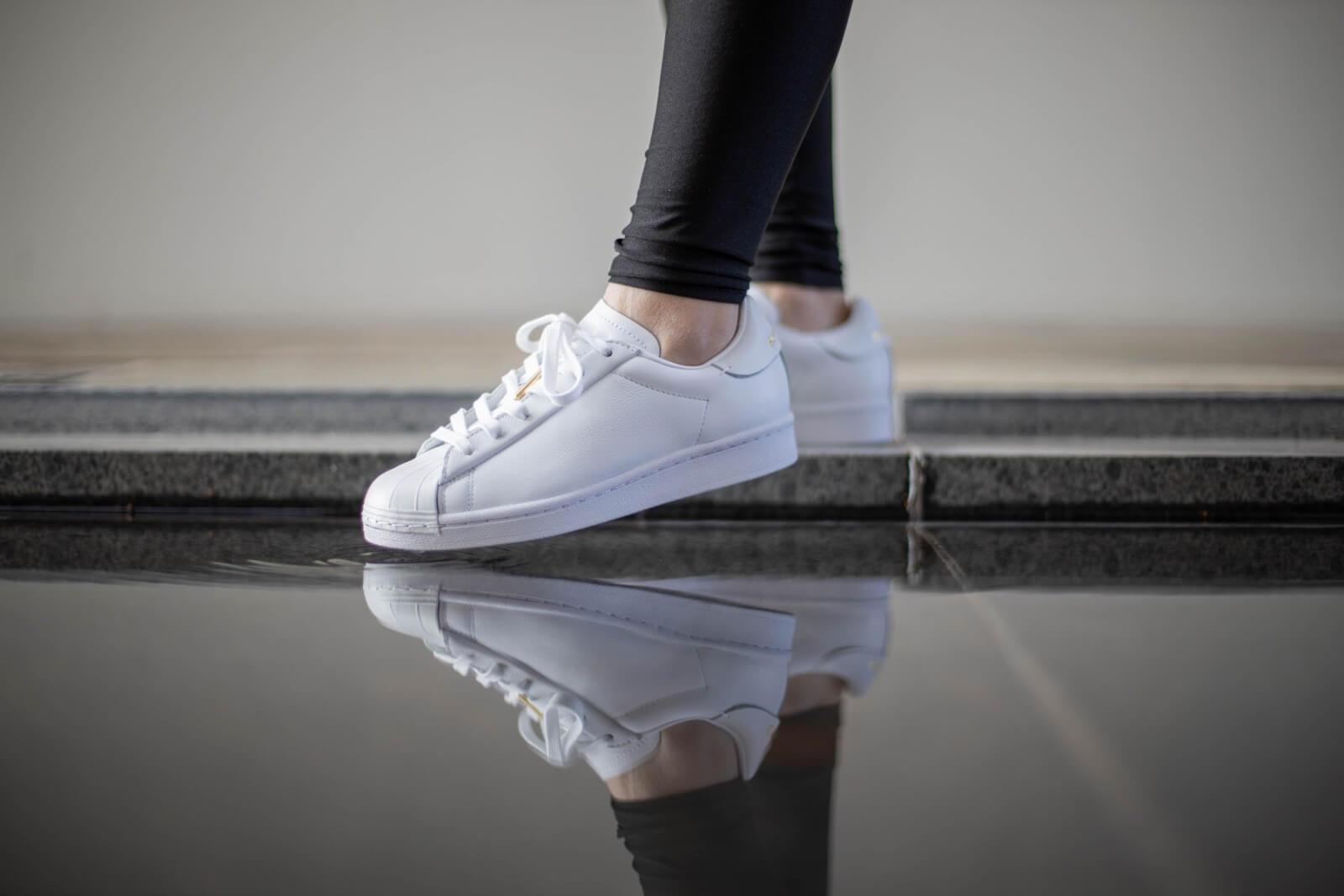 Adidas Superstar Pure Footwear White