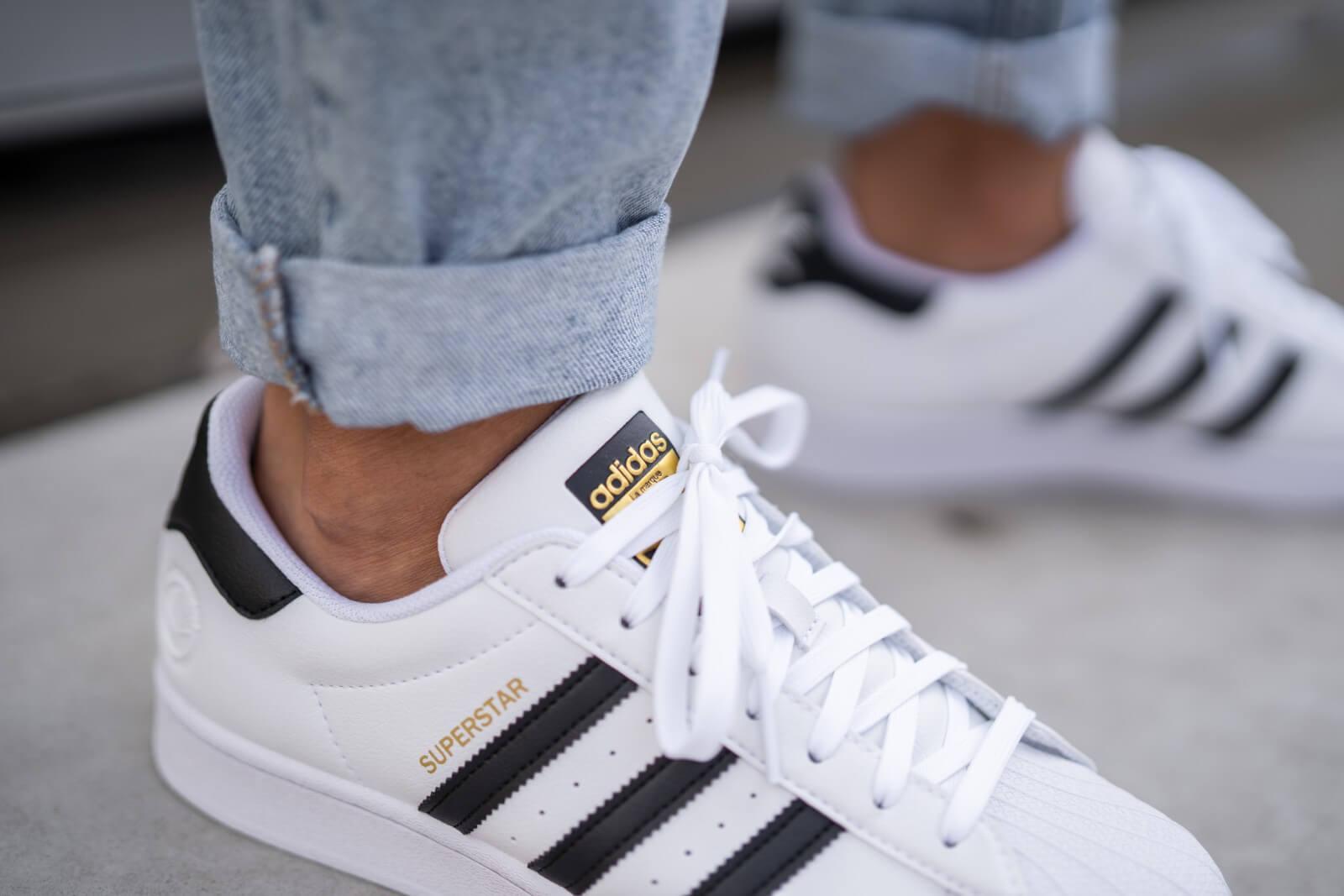 Adidas Superstar Vegan Cloud White/Core