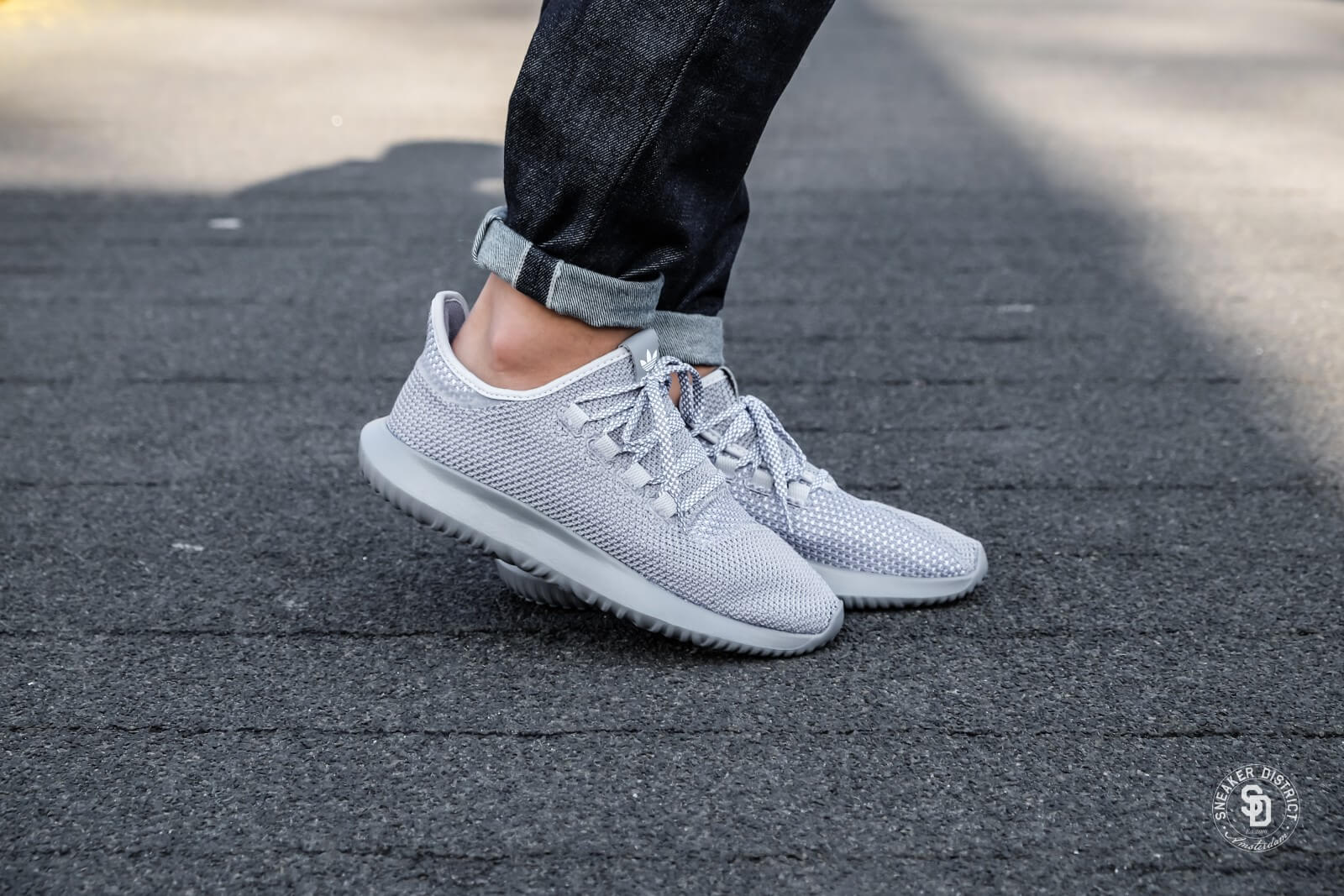 Adidas Tubular Shadow Grey Three/Footwear White