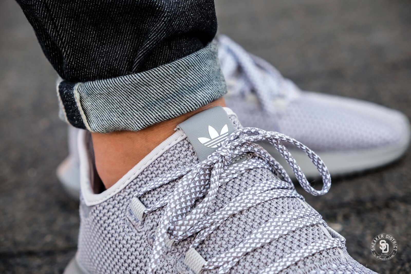 Adidas Tubular Shadow Grey ThreeFootwear White CQ0931