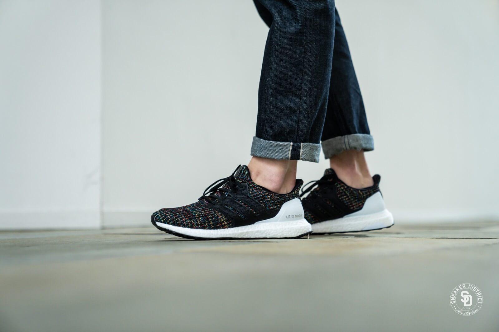 Adidas Ultra Boost 4.0 Black/Multicolor