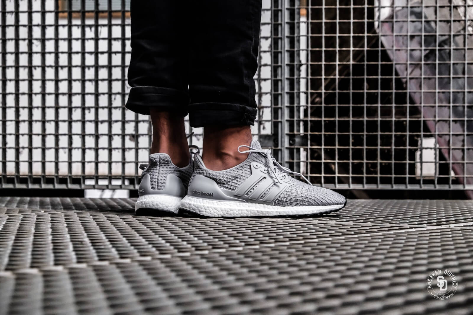 Adidas Ultra Boost Grey Two/Core Black