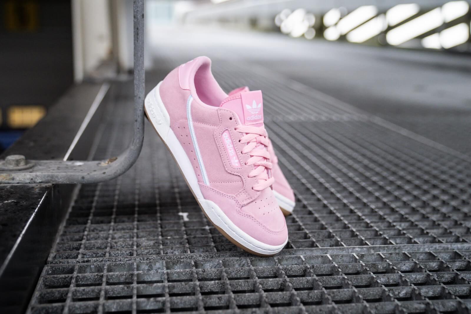 Adidas Women's Continental 80 True Pink