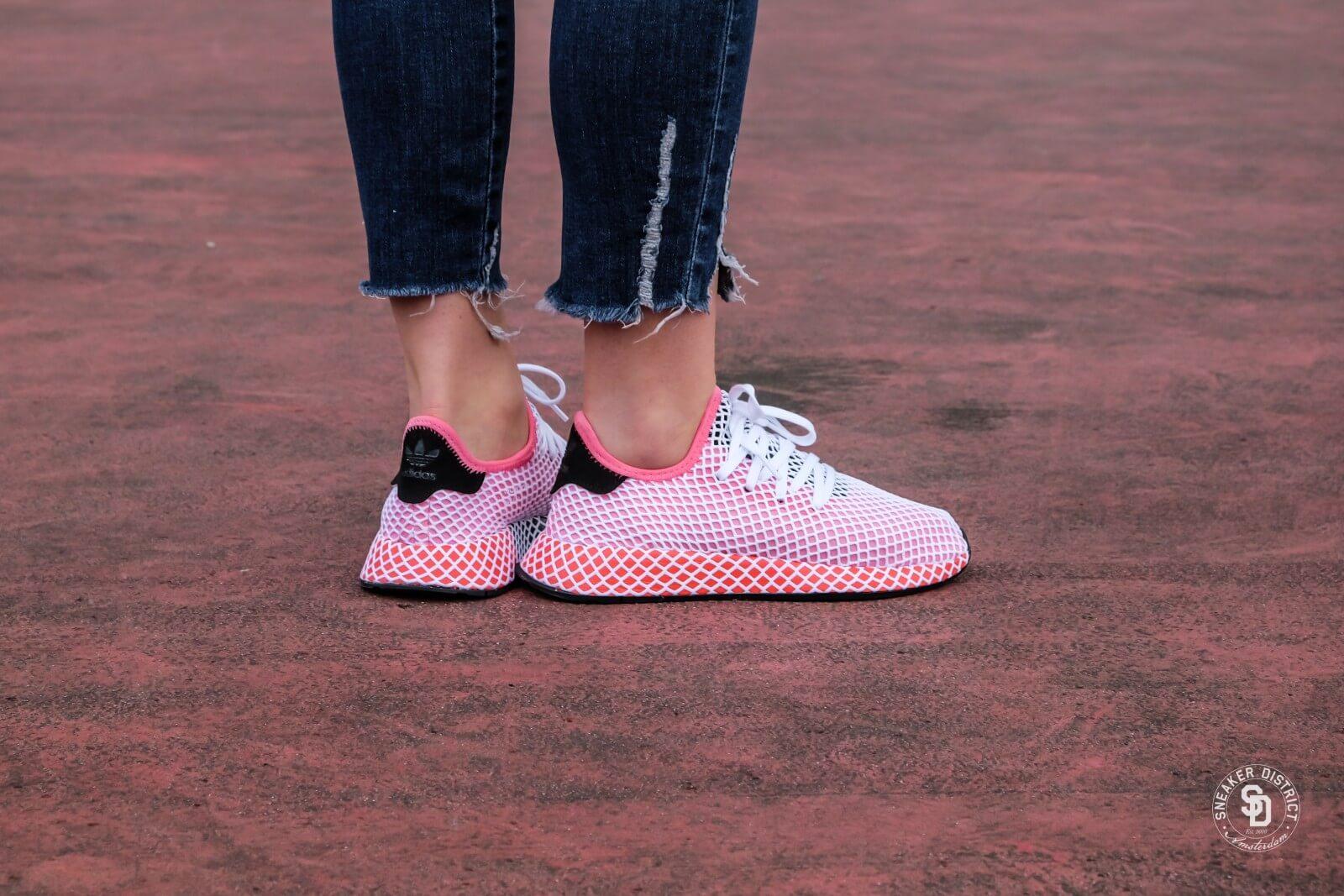 Deerupt Runner Chalk Pink/Bold Orange