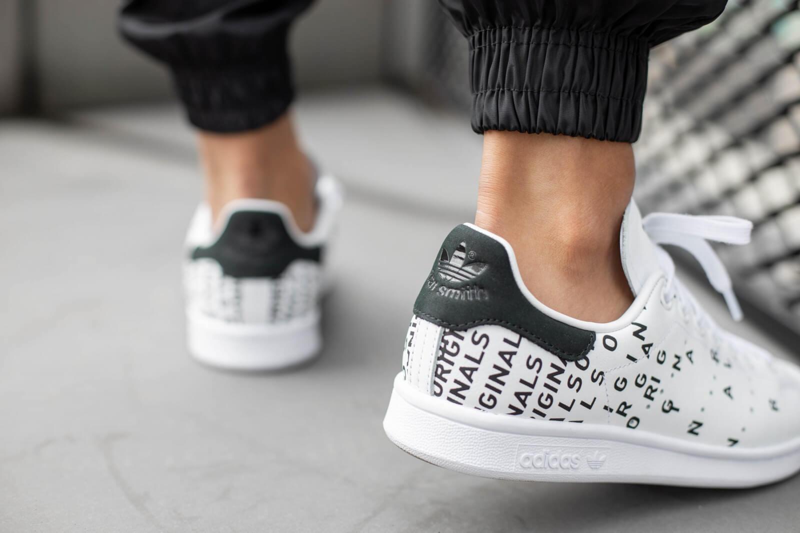 Adidas Women's Stan Smith Cloud White/Core Black