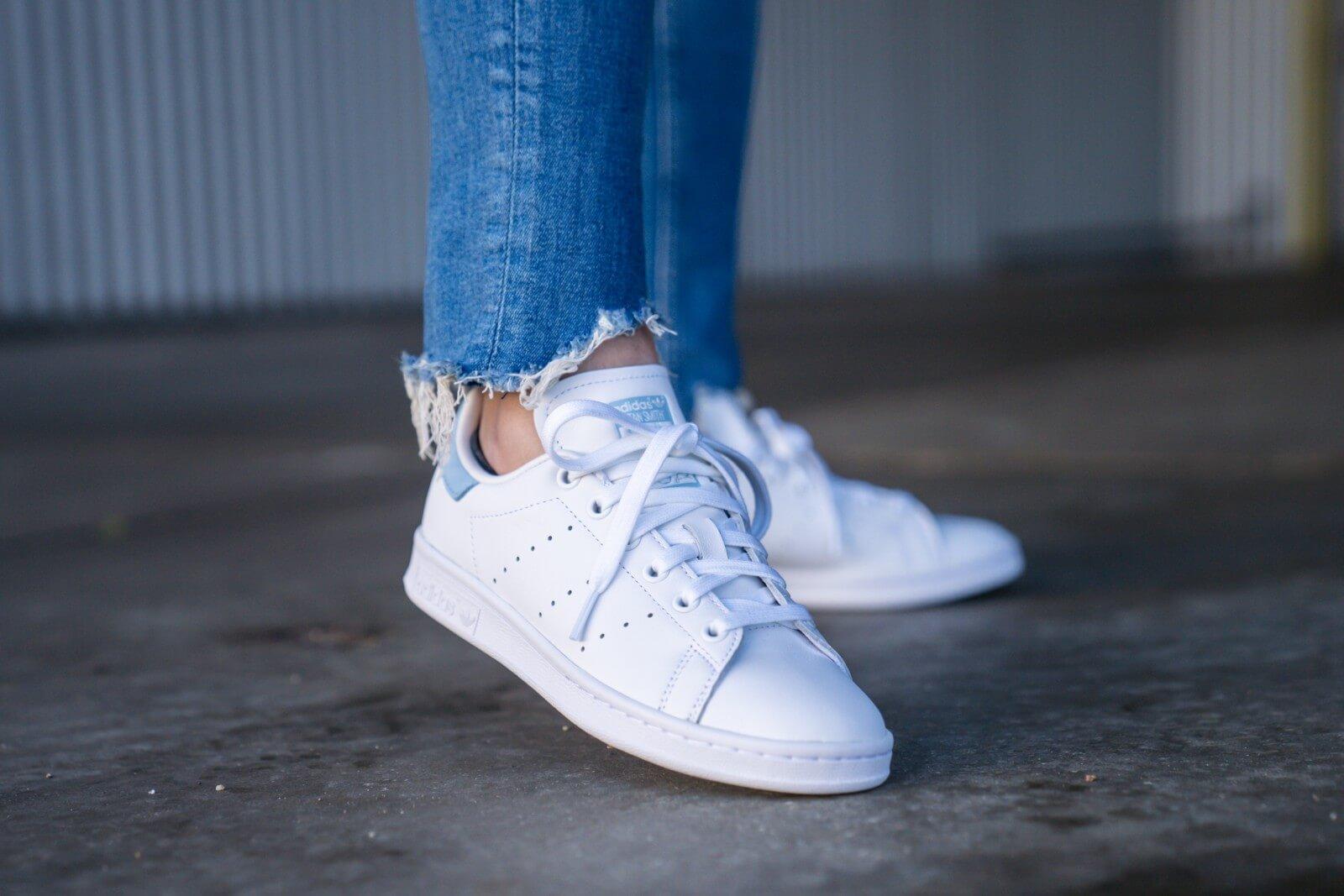Stan Smith Footwear White/Clear Sky