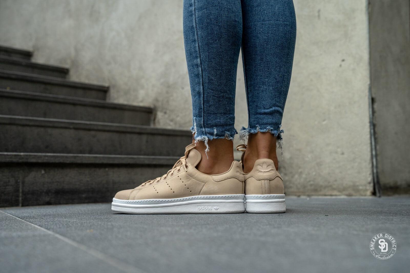 Adidas Women's Stan Smith New Bold Pale