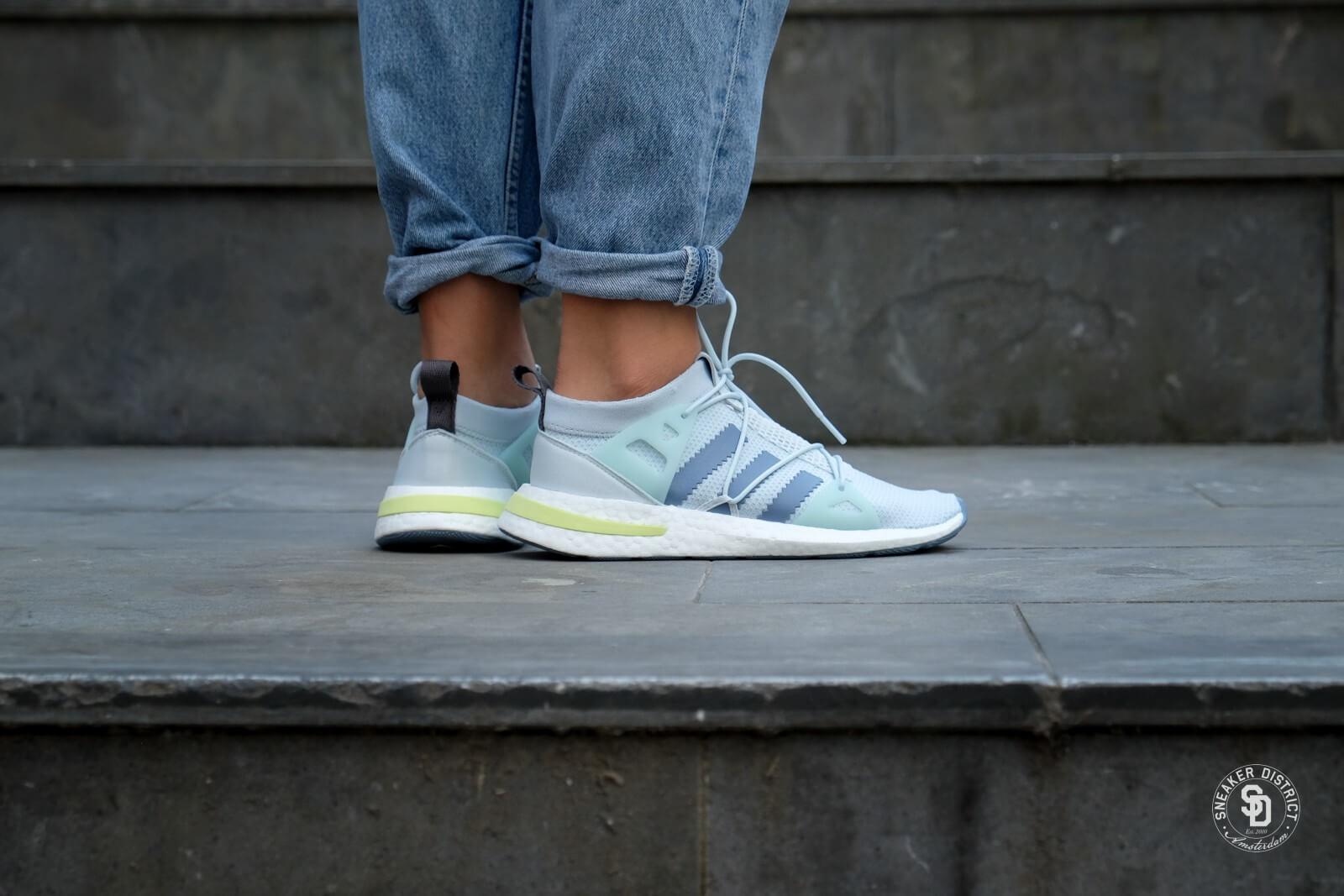 Adidas Women's Arkyn Grey/Blue Tint