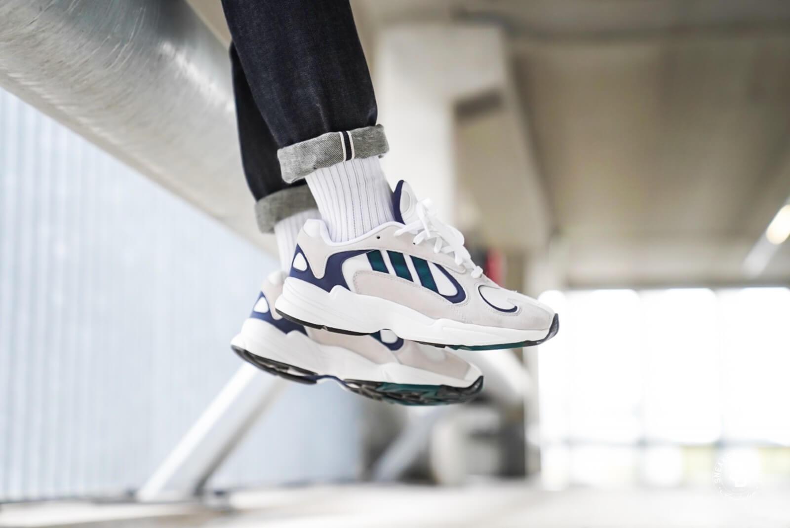 Adidas Yung-1 Footwear White/Noble