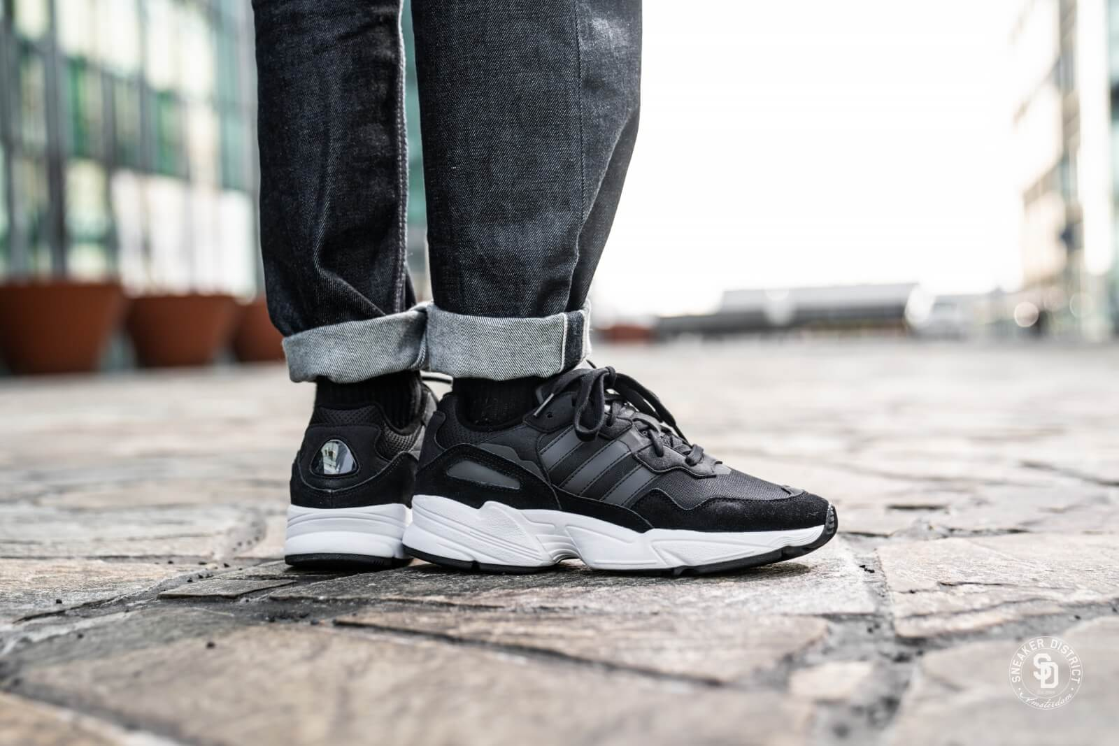 Adidas Yung-96 Core Black/Crystal White