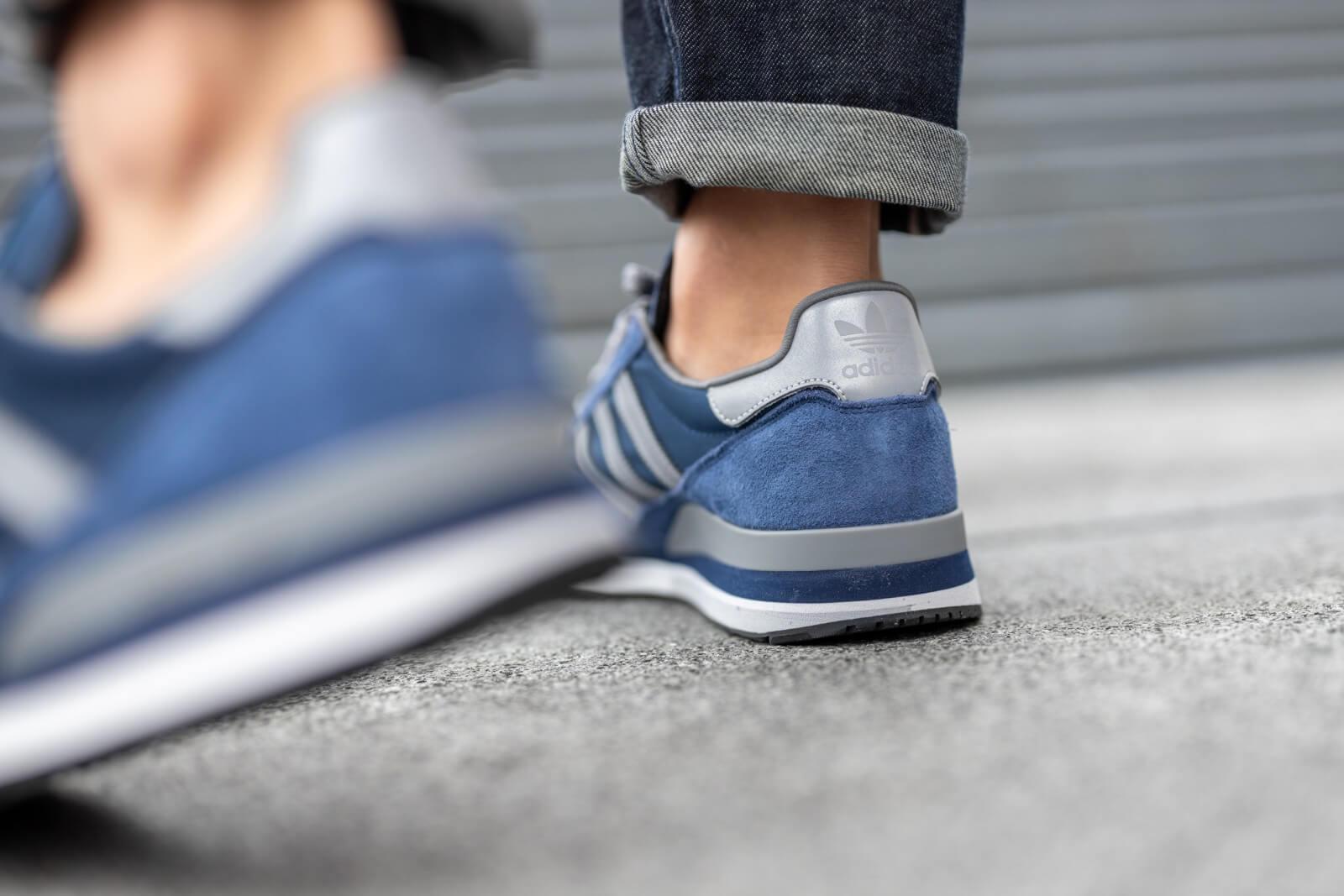 Adidas ZX 500 Navy Blue/Grey