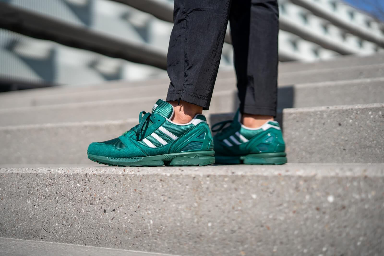 Descuido Actualizar caballo de fuerza  Adidas ZX 8000 Collegiate Green/Grey Two - FV3269
