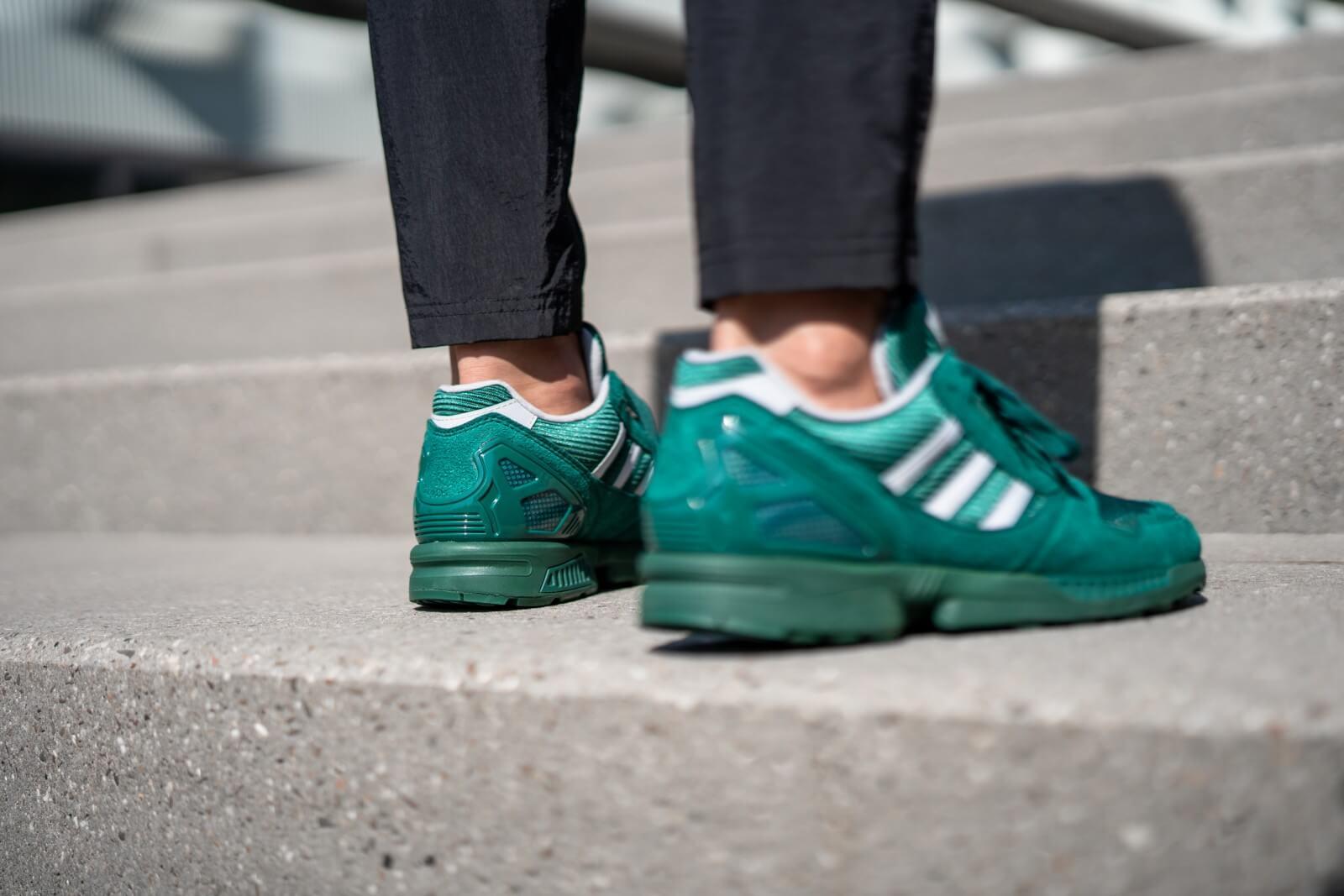 adidas zx 8000 groen