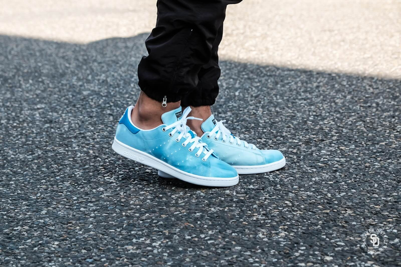 Adidas x Pharrell WIlliams HU HOLI Stan