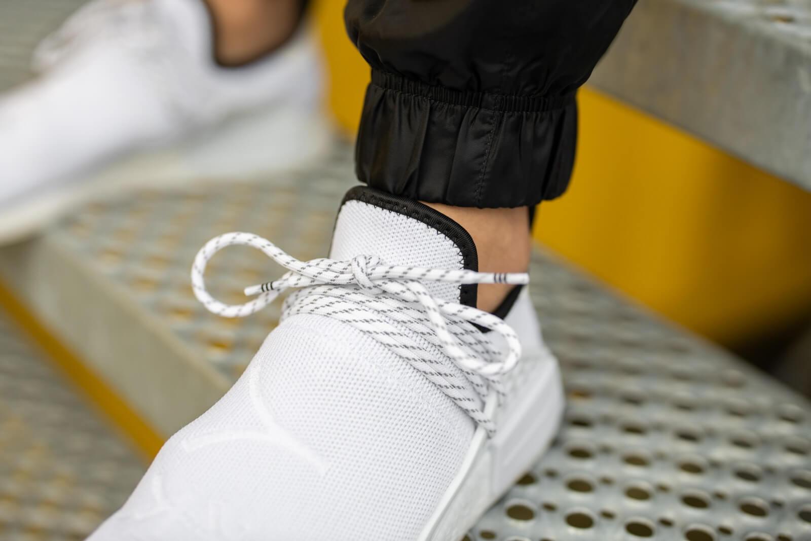 Adidas x Pharrell Williams HU NMD Cloud White/Core Black