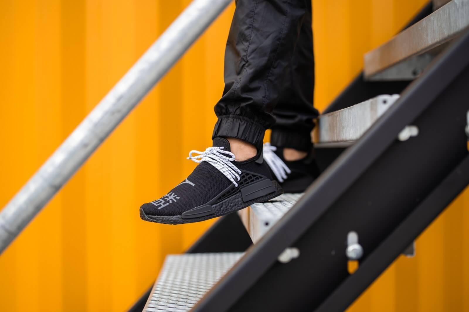 Adidas x Pharrell Williams HU NMD Core