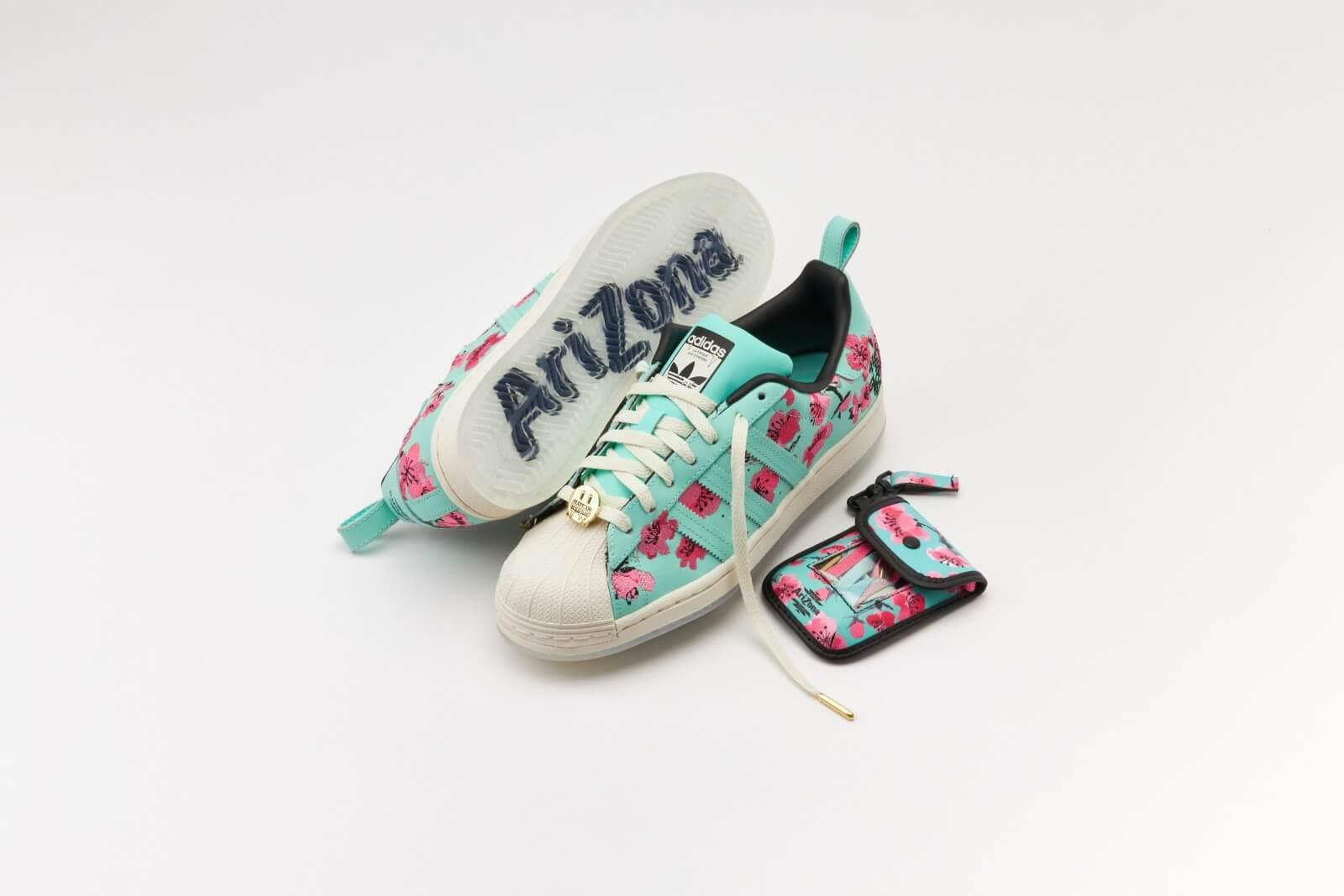 Adidas x Arizona Iced Tea Superstar Chalk White