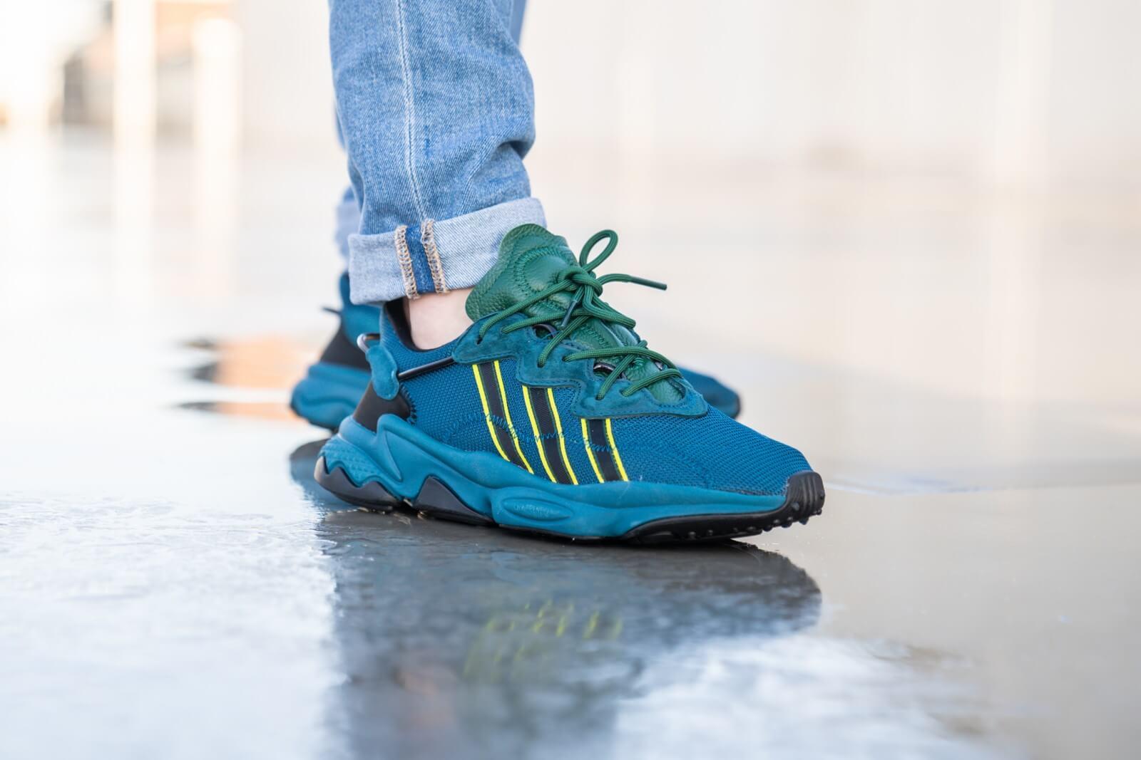 Adidas x Pusha T Ozweego Tech Mineral