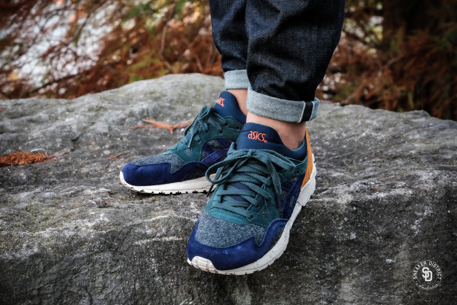 asics gel lyte v with