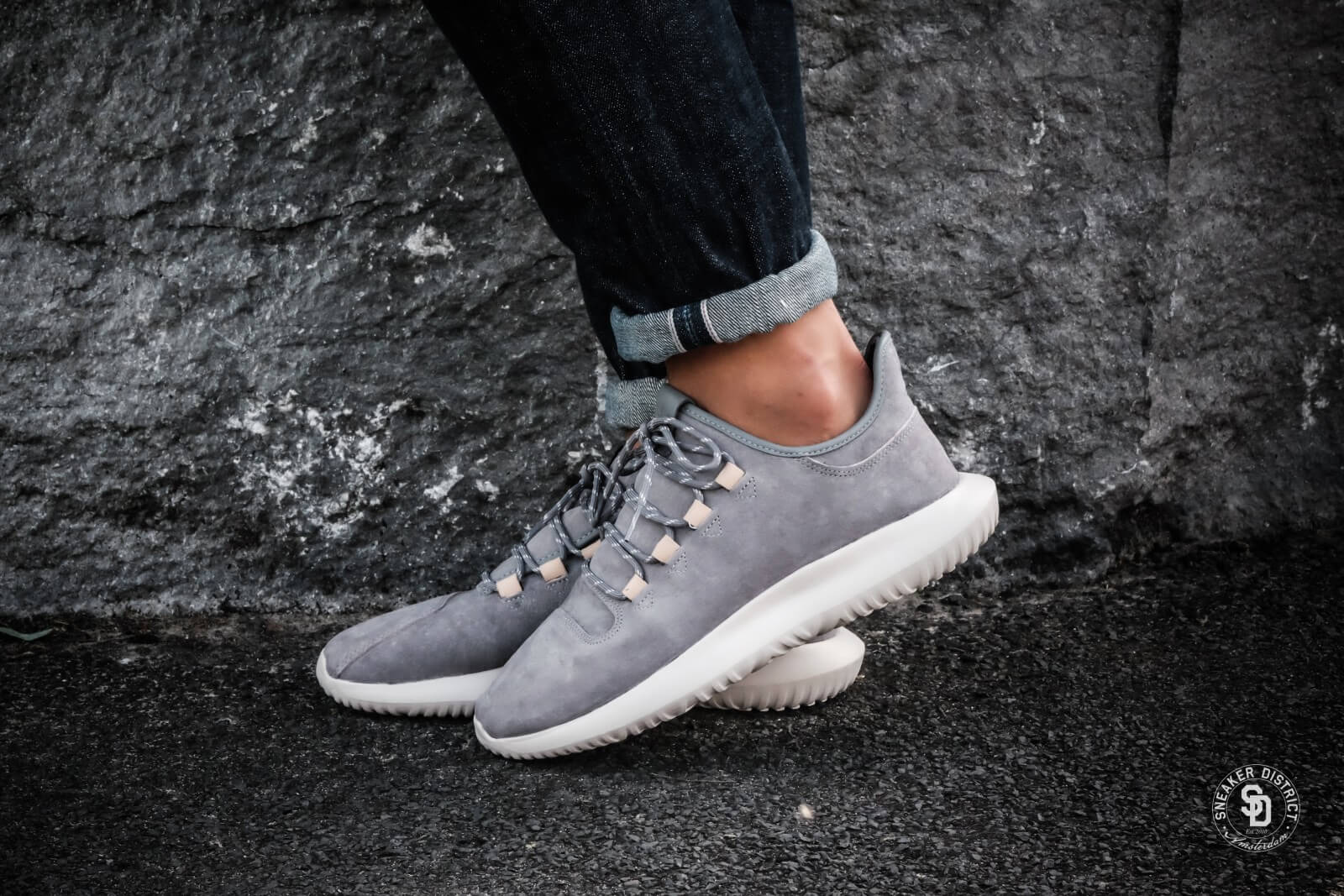 Adidas Tubular Shadow Grey ThreeClear Brown BY3569