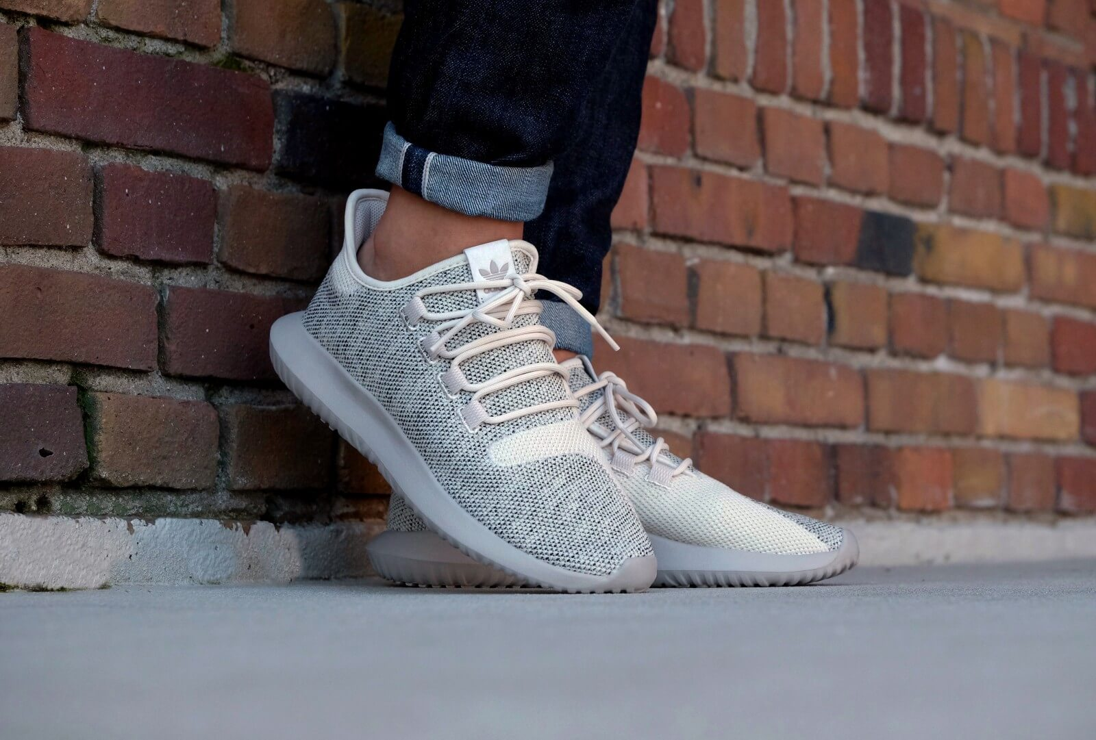 X Adidas Tubular Shadow - Clear Brown