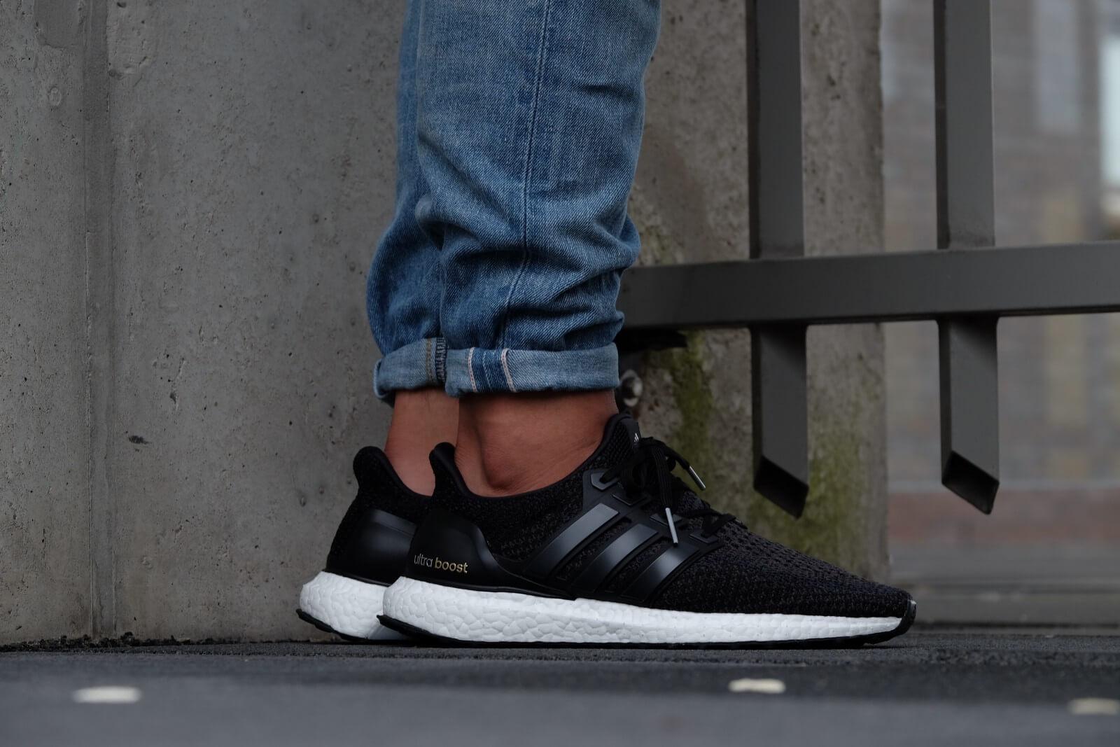 Adidas Ultra Boost M Black - BB3909