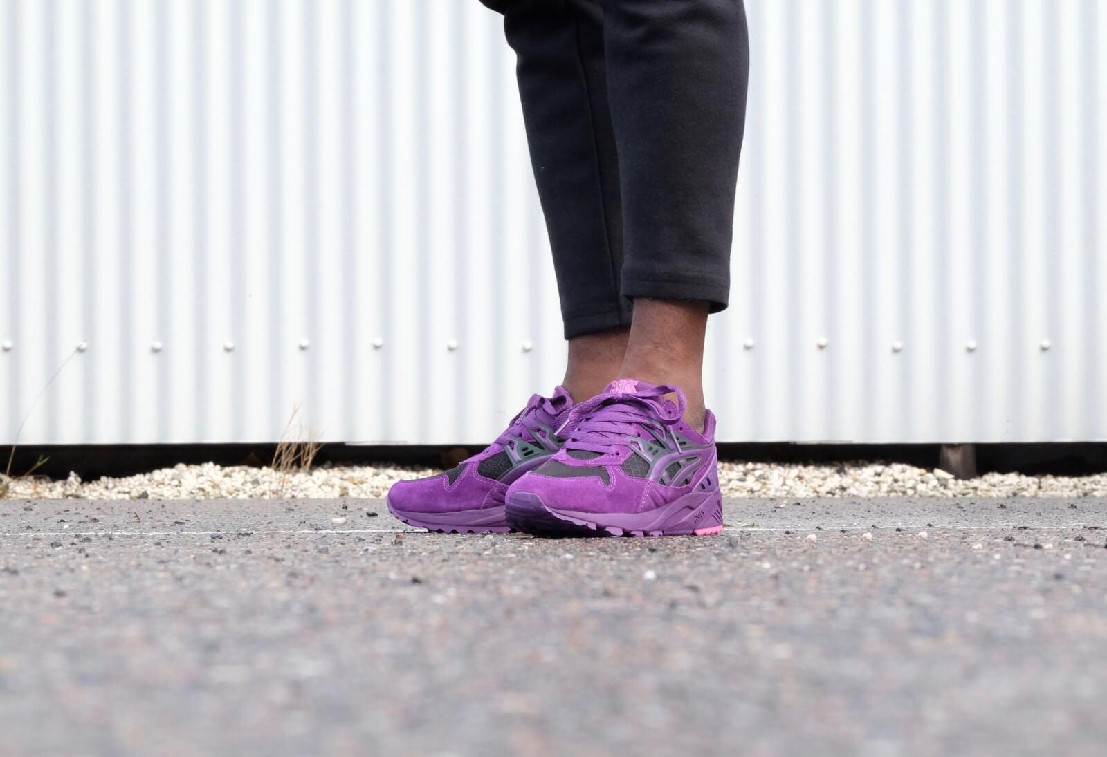 Asics Gel Kayano Trainer - Purple