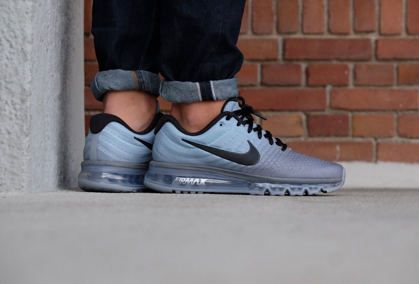 Nike Air Max 2017 Tumbled Grey 849559 003   Sneakersenzo
