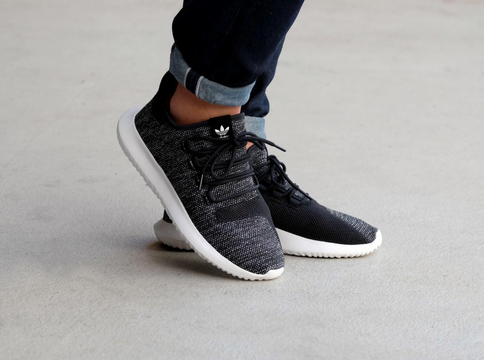 adidas tubular shadow zwart
