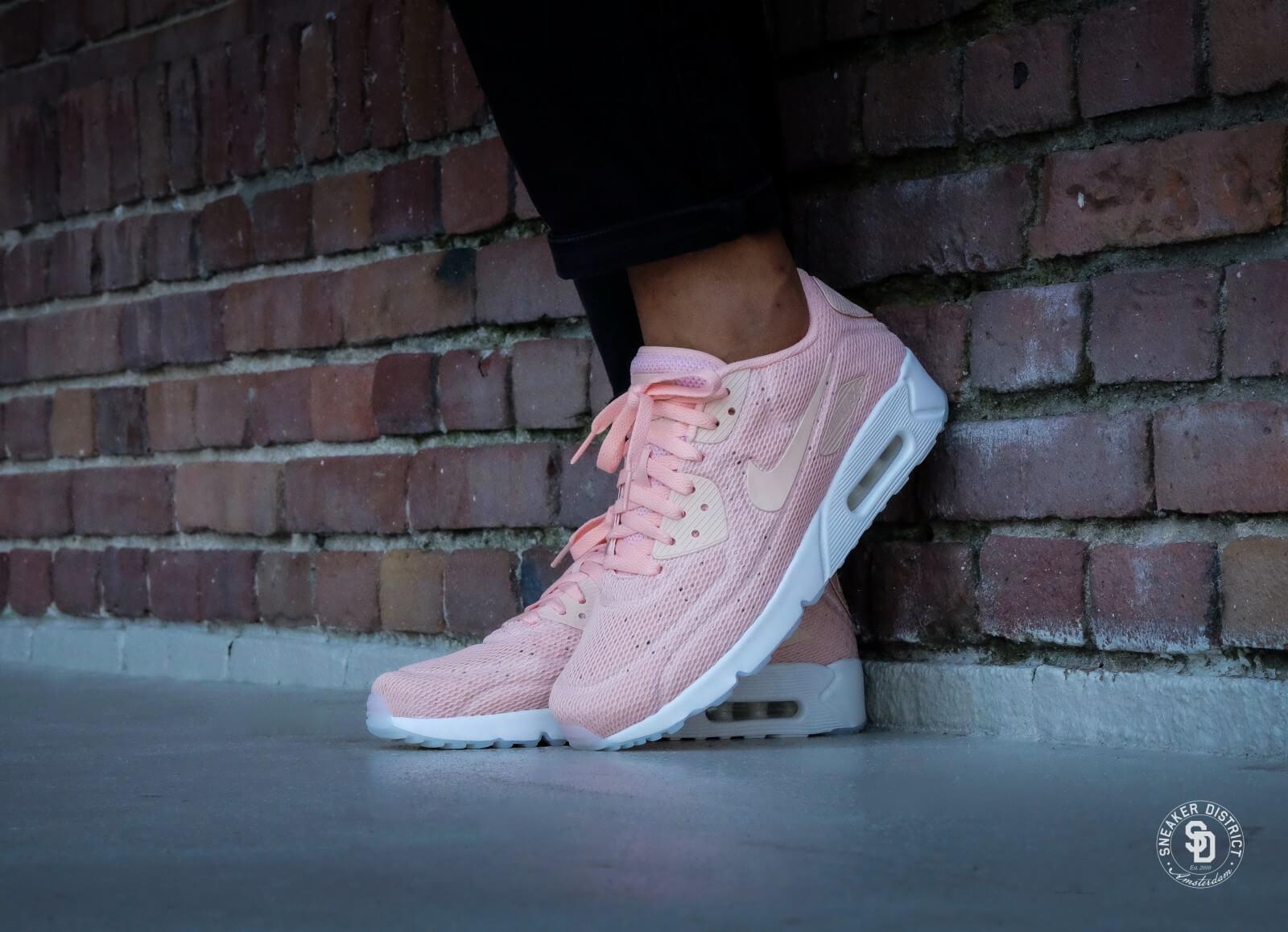 nieuw Air Max 90 ultra 2.0 BR sneakers heren roze in de