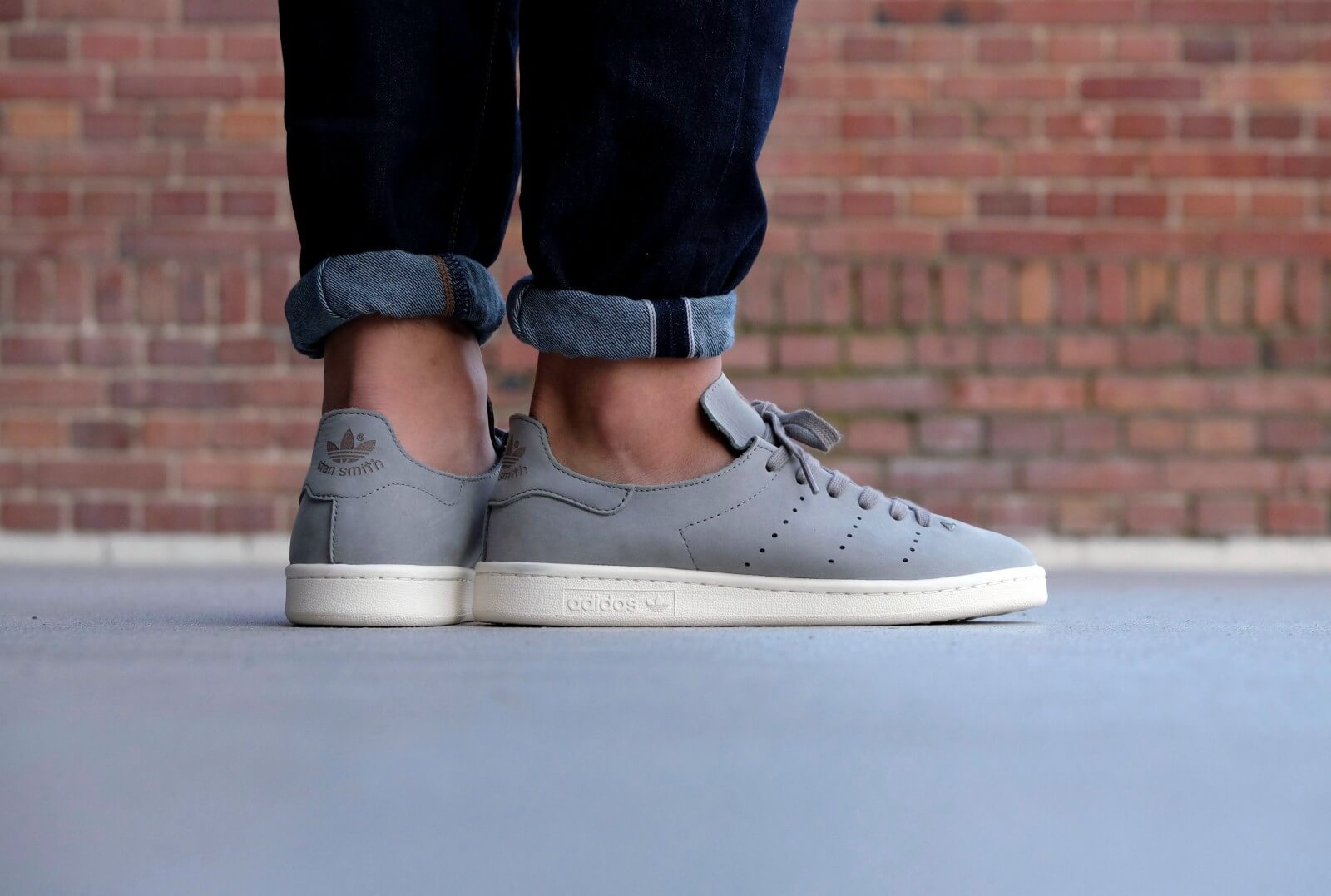 adidas stan smith lea sock