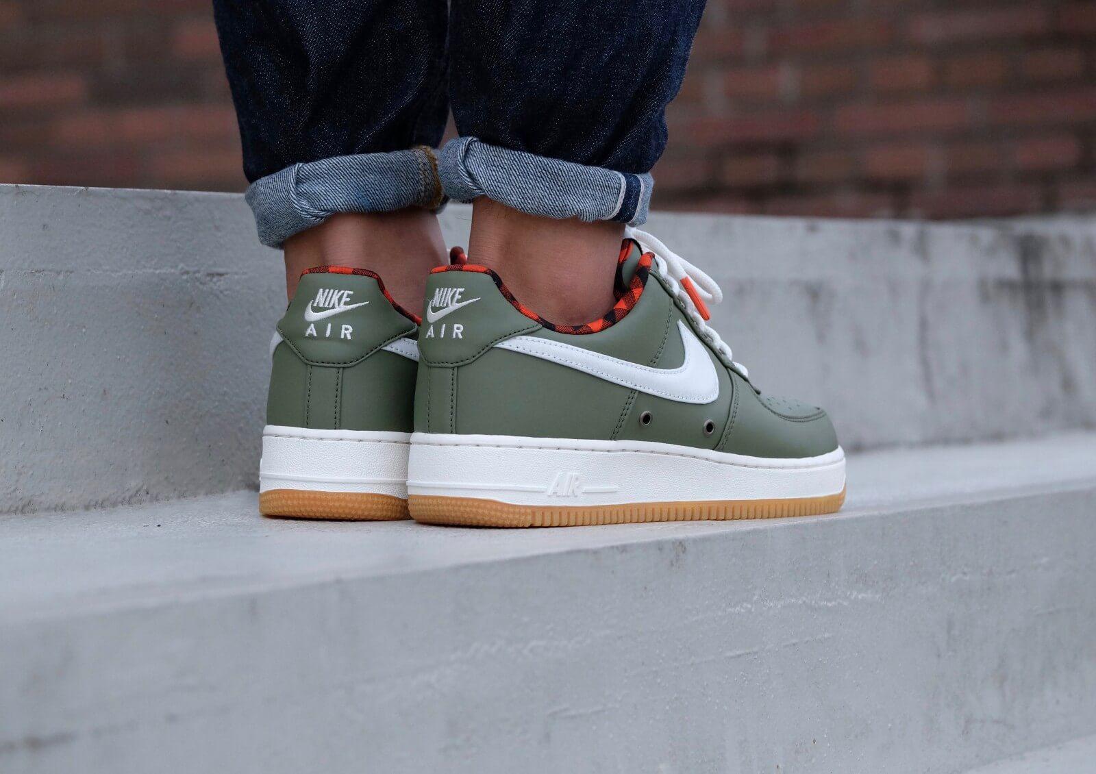 nike air force 1 lv8 groen