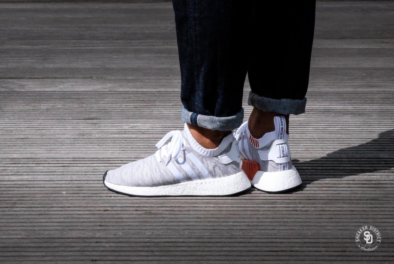 Adidas NMD R2 PK Footwear White / Core