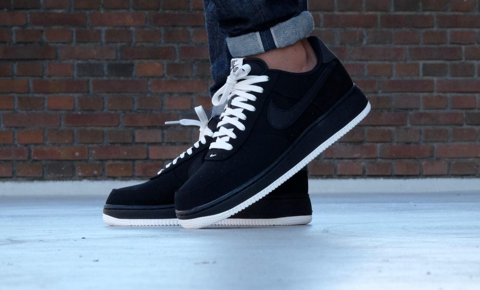 Nike Air Force 1 Low '07 Black/Black