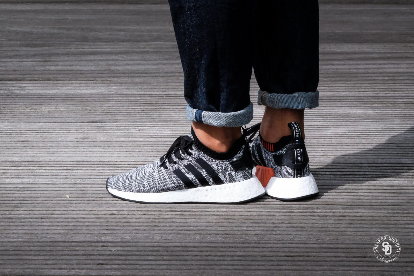 Adidas NMD R2 PK Core Black Footwear White BY9409
