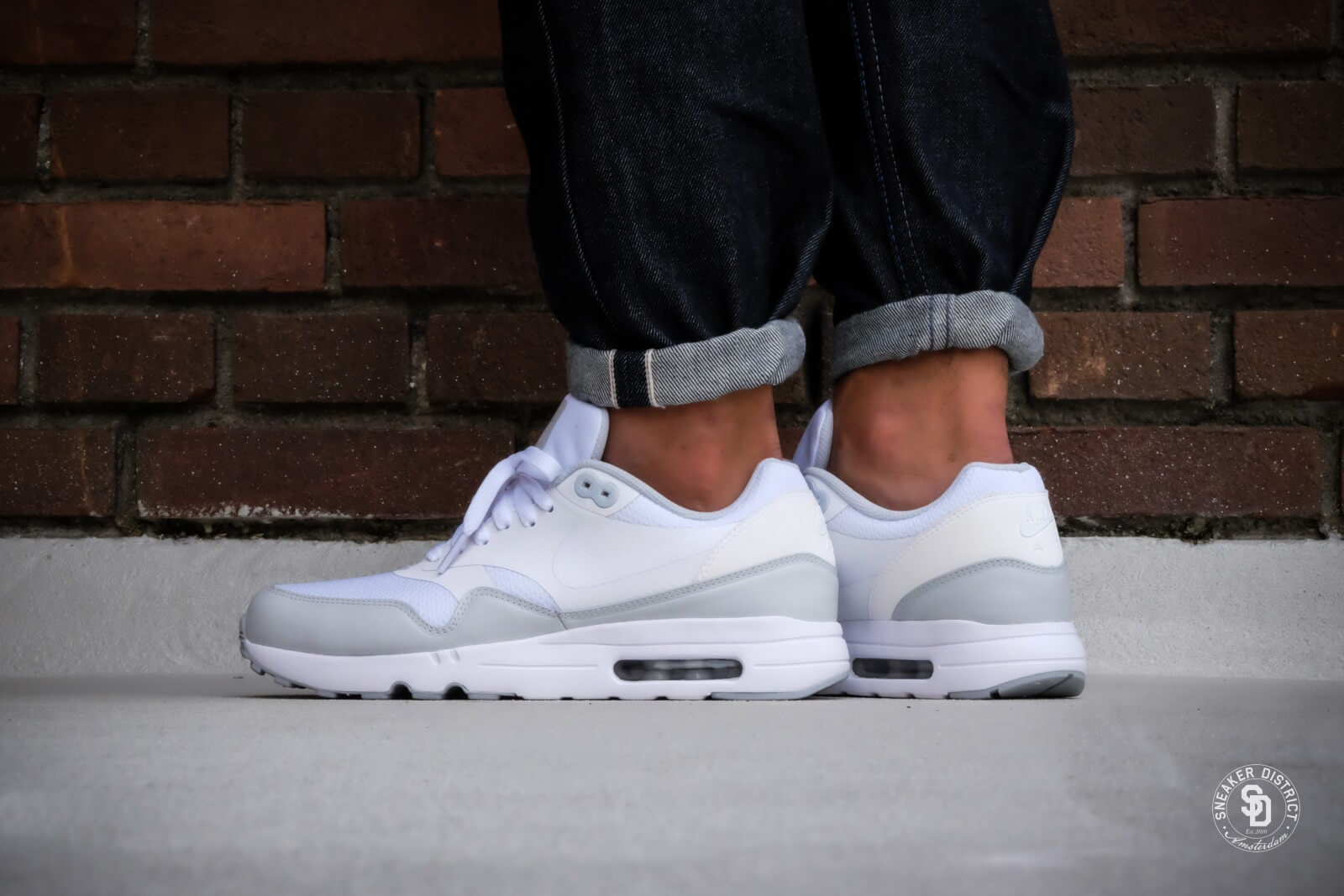 Nike Air Max 1 Ultra 2.0 Essential shoes grey