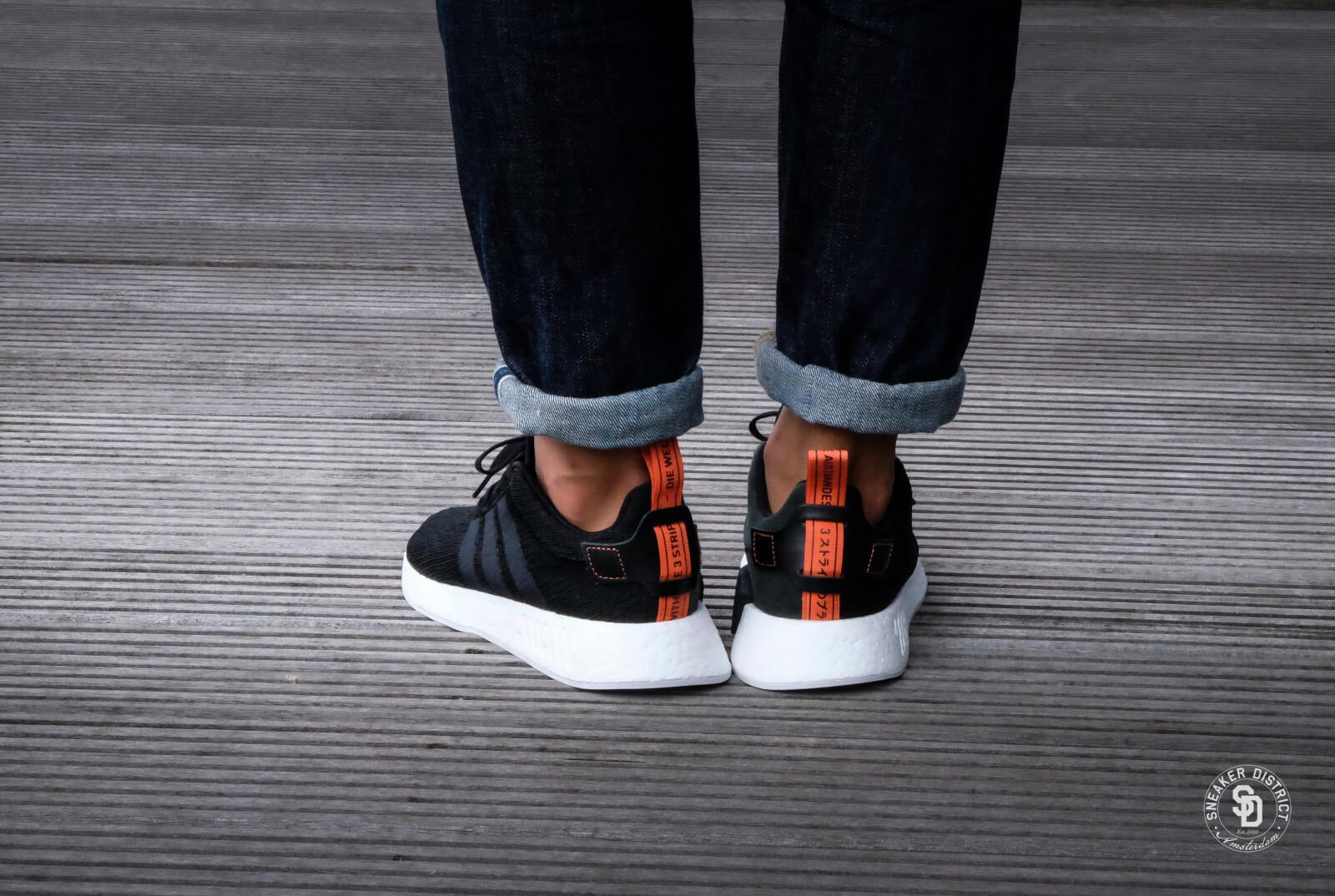 adidas nmd r2 black