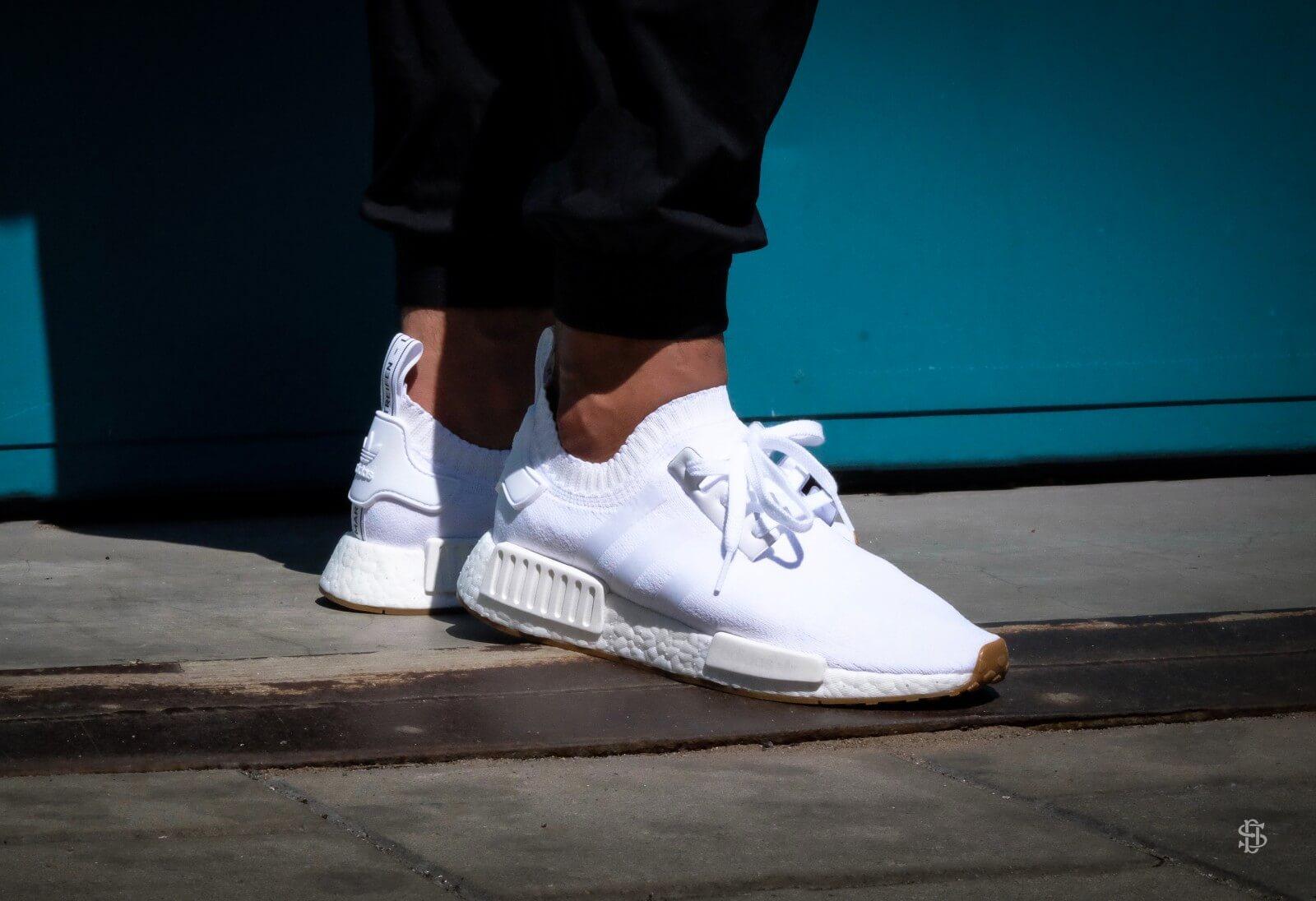 adidas nmd r1 pk white gum off 56% - www.usushimd.com