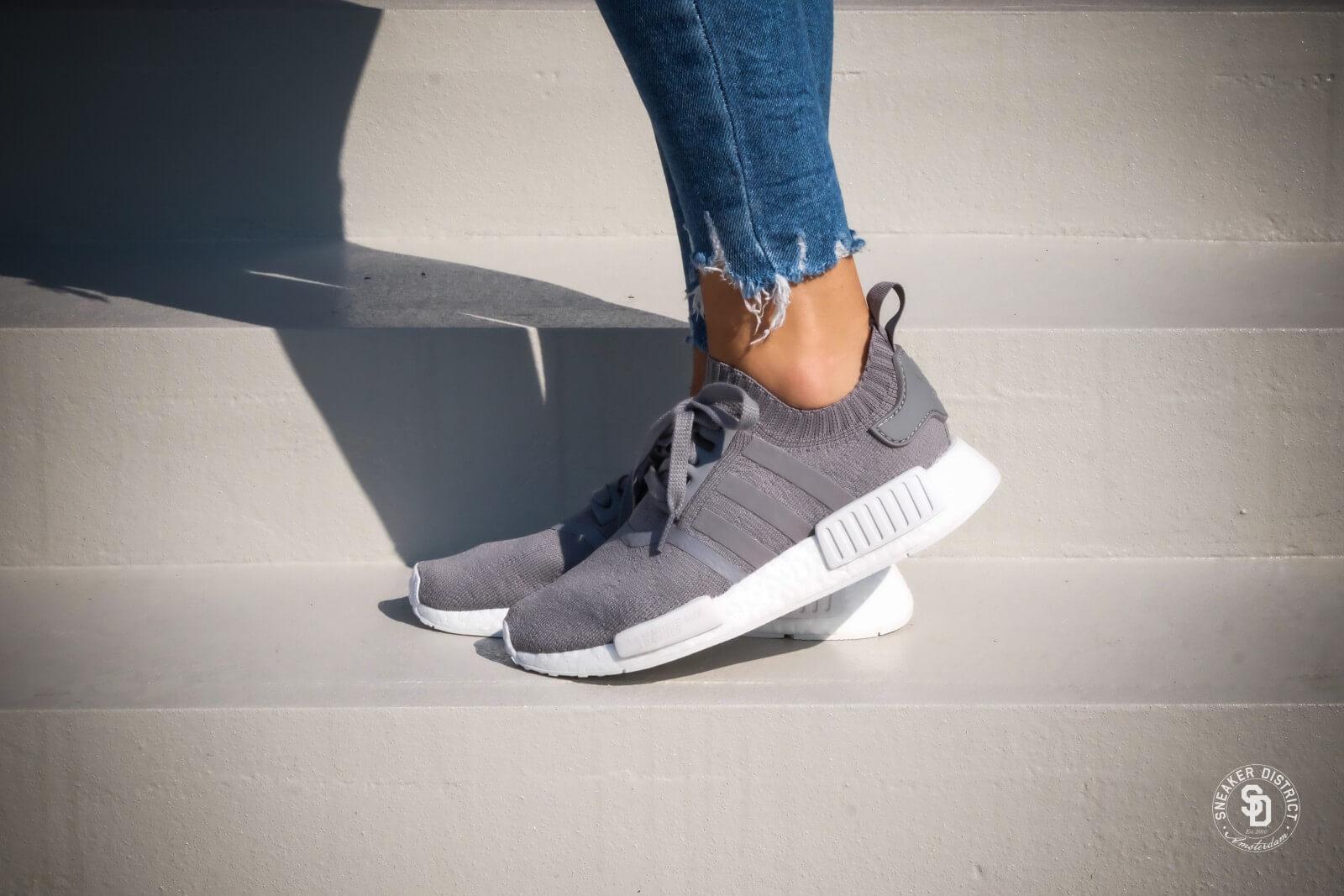 Adidas NMD R1 W PK Grey Three