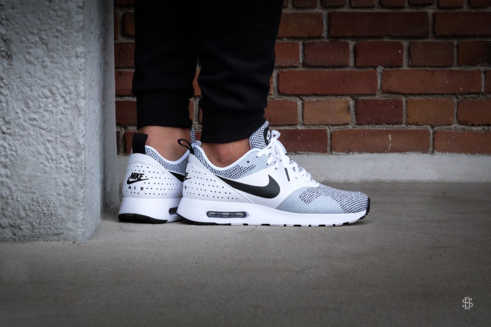 sale retailer 85ec0 12e60 usa nike air max tavas prm white black pure platinum 898016 38616 081b4