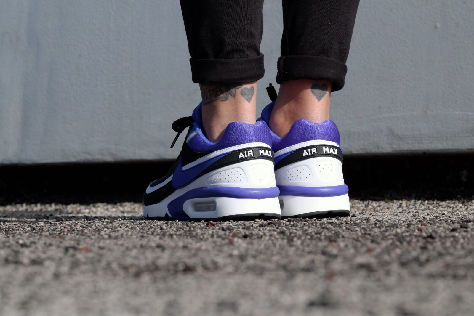 Nike Air Max BW OG Black/ Persian Violet