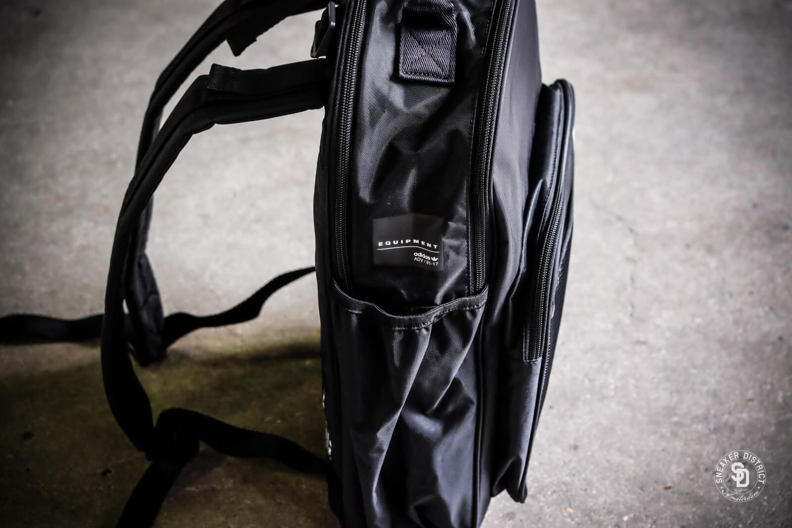 Adidas EQT Classic Backpack Black - BQ5825
