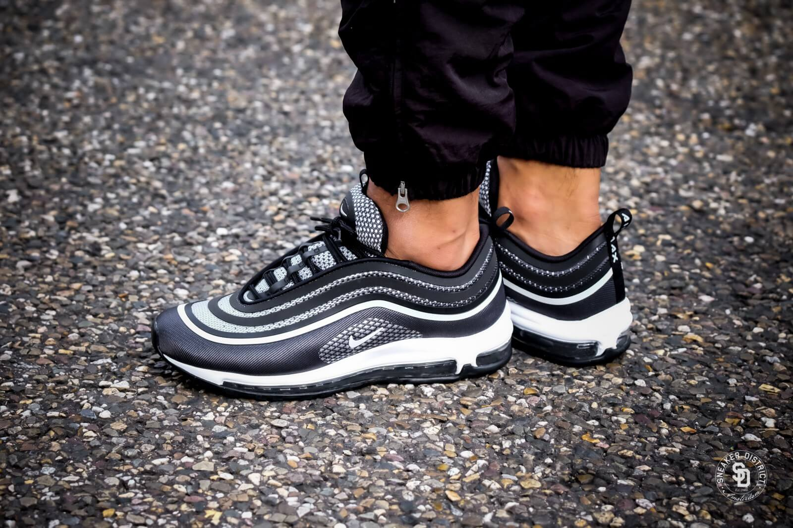 Nike Air Max 97 UL '17 Black / Pure Platinum Anthracite / White