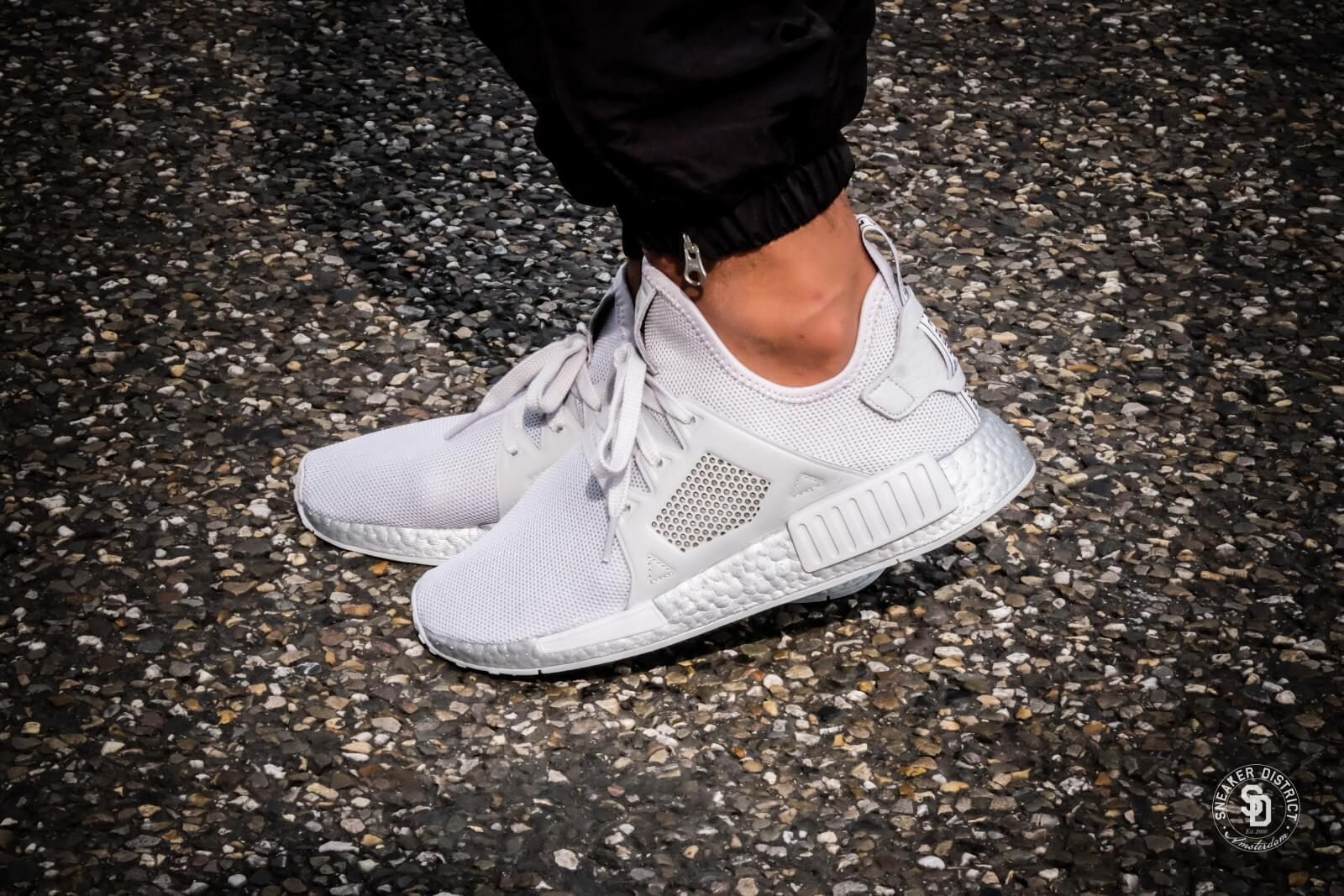 Adidas NMD XR1 Triple Grey - BY9923