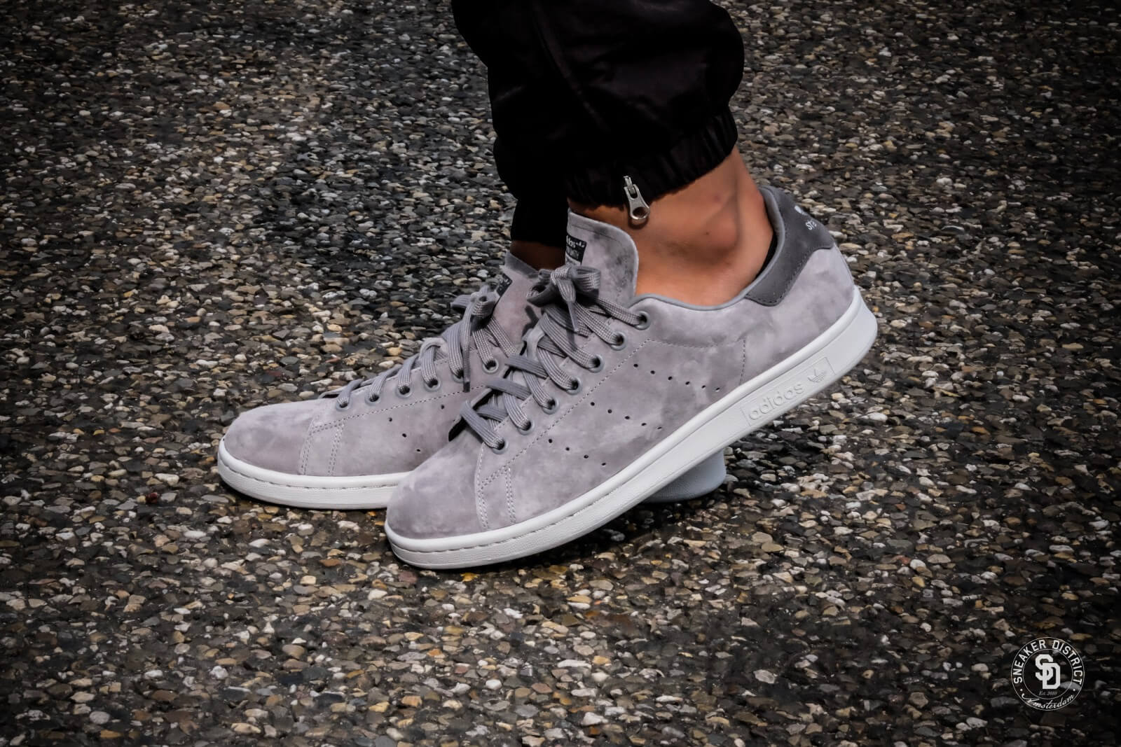 Adidas Stan Smith Grey Three/Grey Five