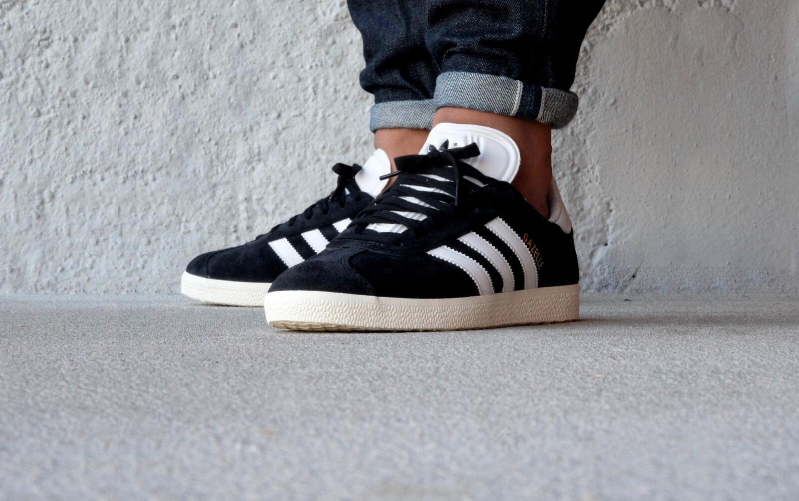 Adidas Gazelle Black White BB5491