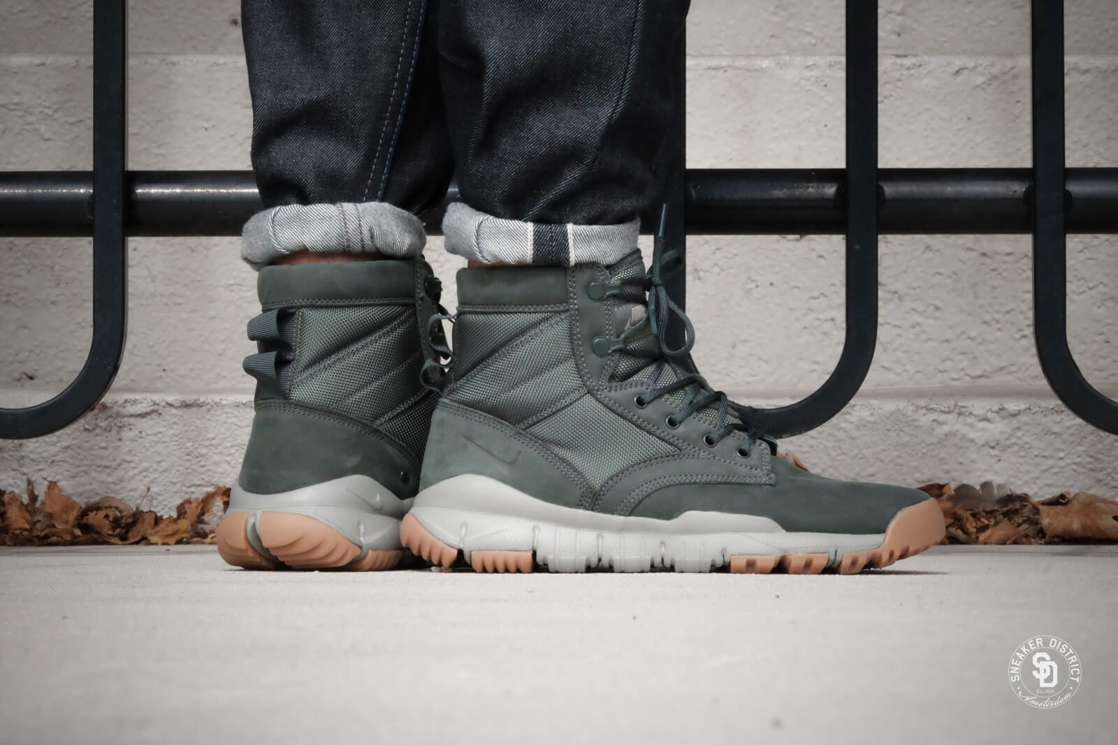 Nike SFB 6 NSW Leather Outdoor Green